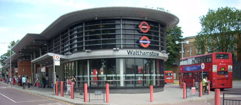 Walthamstow Bus Station