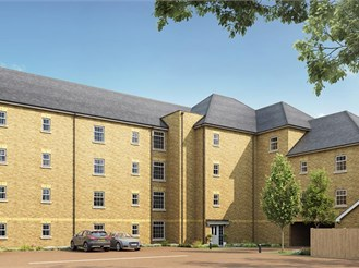2 bed ground floor apartment in Maidstone, Kent