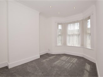 2 bedroom top floor converted flat in Manor Park, London
