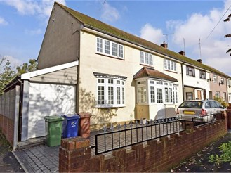 4 bedroom end of terrace house in South Ockendon
