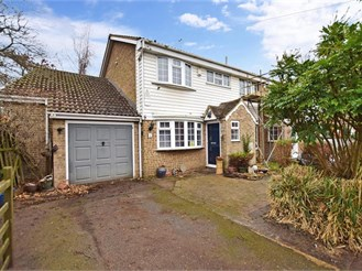 3 bedroom end of terrace house in Higham, Rochester