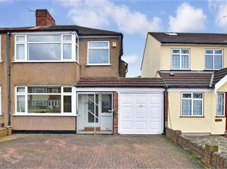 3 bedroom end of terrace house in Hornchurch