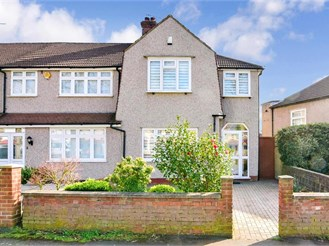 3 bed end of terrace house in Abbey Wood
