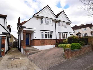 3 bed semi-detached house in London E4