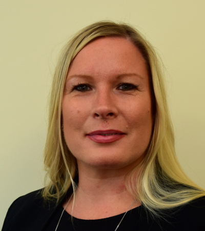 Claire Johnson - New Homes Area Sales Manager