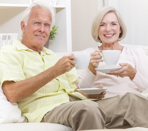 Home for life plans for over 60's