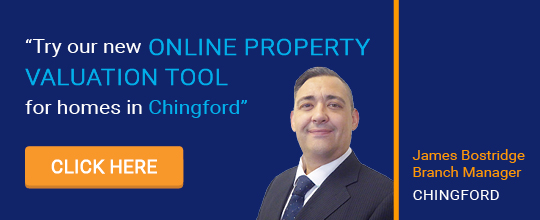 Online Valuation Tool website banner Bostridge